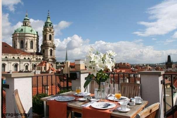 Vacanta Luxury Hotel Aria 5* Praga