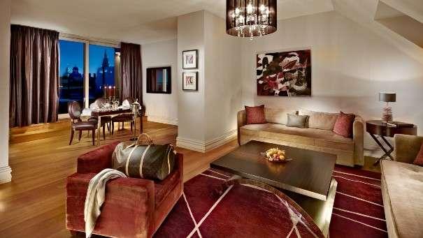 Vacanta Luxury Hotel Kempinski Hybernska 5* Praga