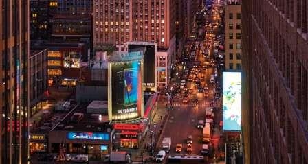 Vacanta New York martie 2018