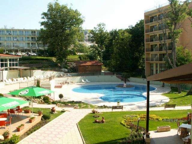 Sejur 1 Mai 2017 Bulgaria Nisipurile de Aur PARK HOTEL MADARA 4*
